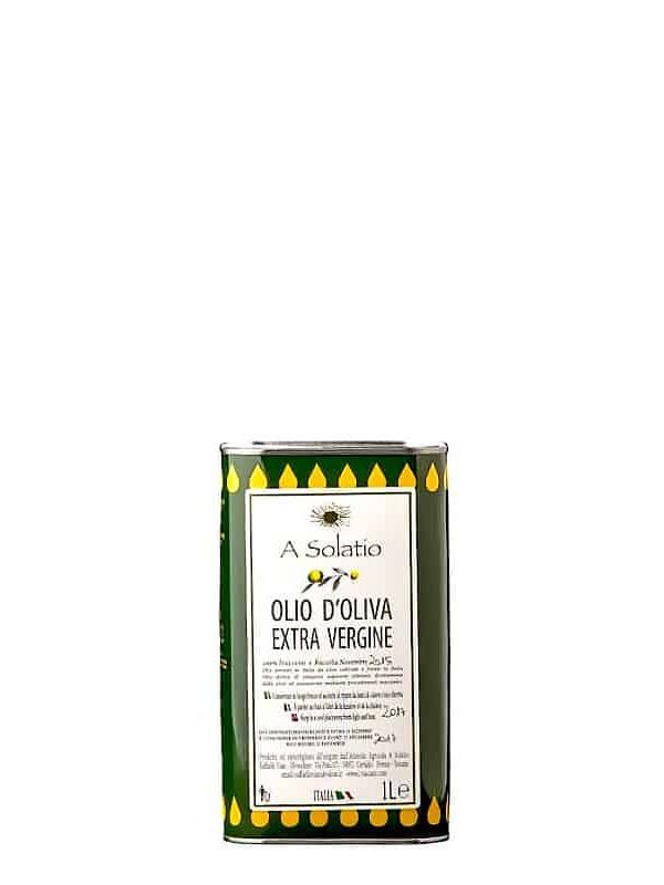 olio extra vergine di oliva 1l