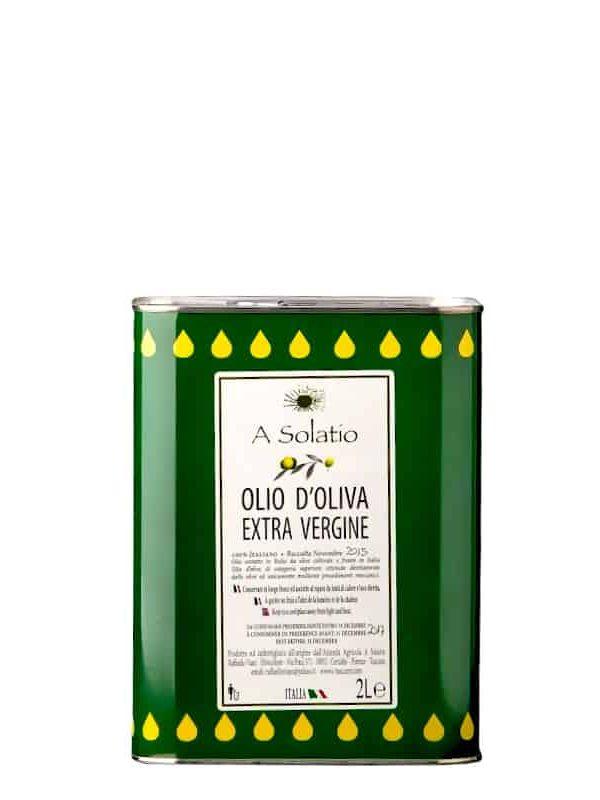 olio extra vergine di oliva 2l