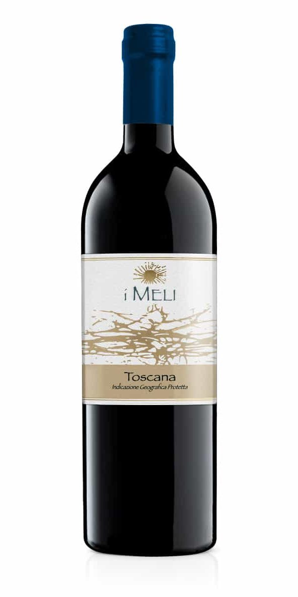 tuscany red wine supertuscan i meli