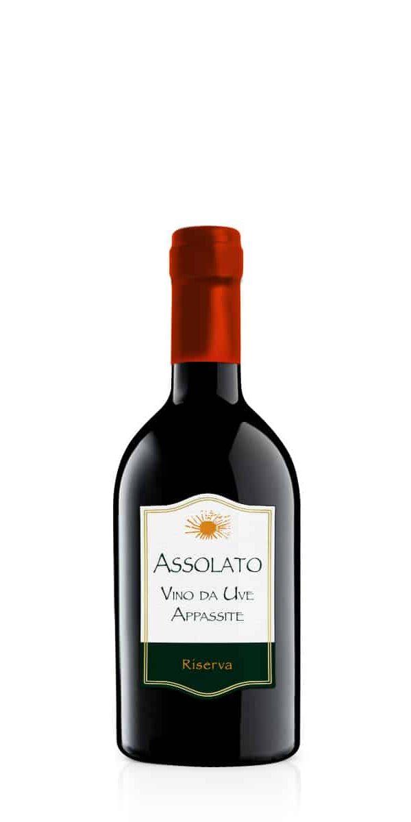 vino dolce assolato
