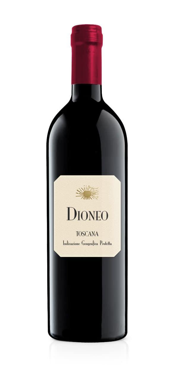 vino rosso toscano dioneo